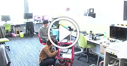 ネットワークロボティクス研究室の日常