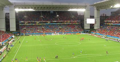 ワールドカップ開催に沸くブラジルの光と影 ―異文化を越えた相互交流のススメ―